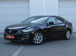Mazda 6 2017 г. (черный)