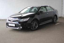 Toyota Camry 2012 г. (черный)