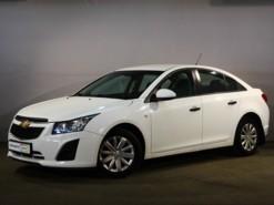 Chevrolet Cruze 2013 г. (белый)