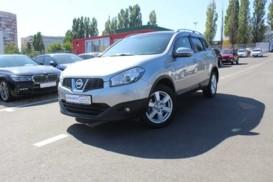 Nissan Qashqai+2, I 2011 г. (серебряный)