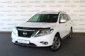 Nissan Pathfinder 2015 г. (белый)