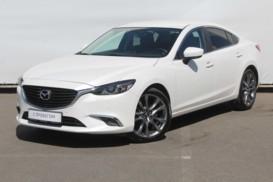 Mazda 6 2018 г. (белый)