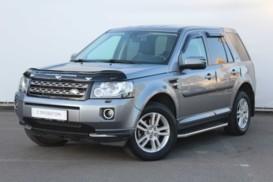 Land Rover Freelander 2014 г. (серый)