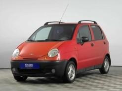 Daewoo Matiz 2003 г. (красный)