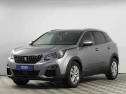 Peugeot 3008 2017 г. (серый)