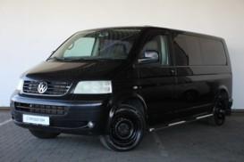 Volkswagen Caravelle 2008 г. (черный)