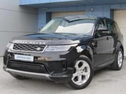 Land Rover Range Rover Sport 2018 г. (черный)