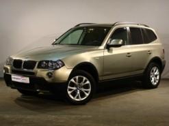 BMW X3 2010 г. (бежевый)