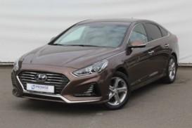 Hyundai Sonata 2018 г. (коричневый)