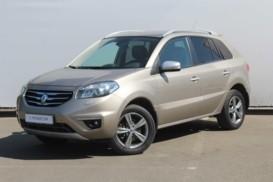 Renault Koleos 2013 г. (бежевый)