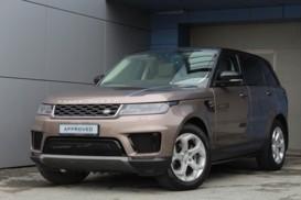 Land Rover Range Rover Sport 2018 г. (серый)
