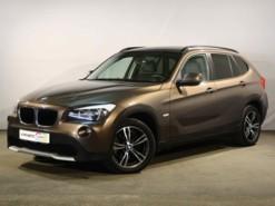 BMW X1 2012 г. (коричневый)