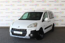 Peugeot Partner 2012 г. (белый)