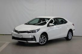 Toyota Corolla 2016 г. (белый)