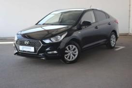 Hyundai Solaris 2018 г. (черный)