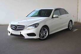 Mercedes-Benz E-klasse 2014 г. (белый)