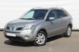 Renault Koleos 2008 г. (серый)