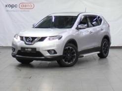 Nissan X-Trail 2015 г. (серебряный)