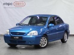 Kia Rio 2004 г. (синий)