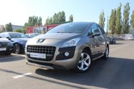 Peugeot 3008 2012 г. (серый)