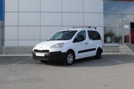 Peugeot Partner 2013 г. (белый)