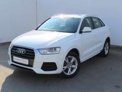 Audi Q3 2016 г. (белый)