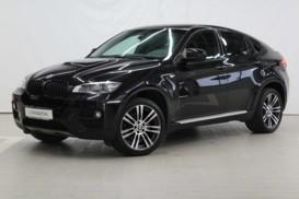 BMW X6 2013 г. (черный)