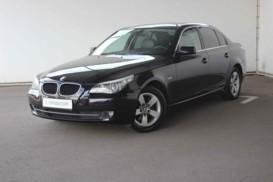 BMW 5er 2008 г. (черный)