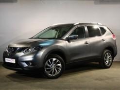 Nissan X-Trail 2018 г. (серый)
