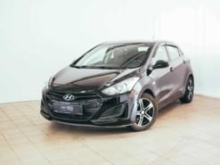 Hyundai i30 2013 г. (черный)