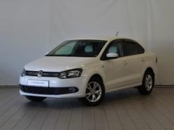 Volkswagen Polo 2011 г. (белый)