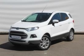 Ford EcoSport 2015 г. (белый)