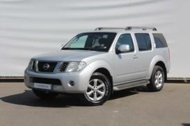 Nissan Pathfinder 2011 г. (серый)
