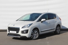 Peugeot 3008 2014 г. (белый)