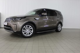Land Rover Discovery 2017 г. (коричневый)