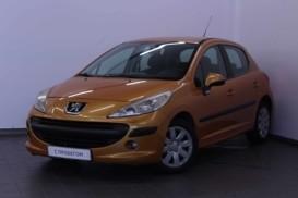 Peugeot 207 2008 г. (оранжевый)