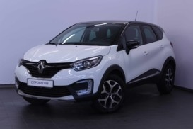 Renault Kaptur 2016 г. (белый)