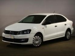 Volkswagen Polo 2016 г. (серый)