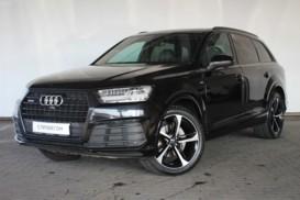 Audi Q7 2017 г. (черный)