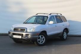 Hyundai Santa FE 2003 г. (белый)