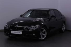 BMW 3er 2013 г. (черный)