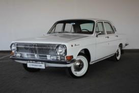 ГАЗ 24 1977 г. (белый)