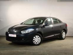 Renault Fluence 2012 г. (серый)