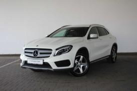 Mercedes-Benz GLA 2015 г. (белый)