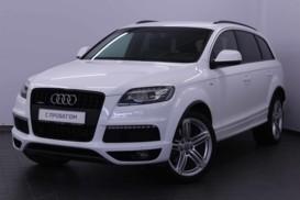 Audi Q7 2010 г. (белый)
