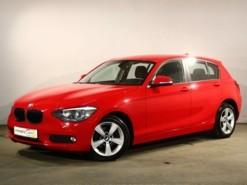 BMW 1er 2012 г. (красный)