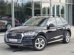 Audi Q5 2018 г. (черный)