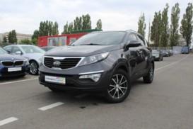 Kia Sportage 2013 г. (серый)