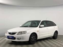Mazda Familia 2002 г. (белый)