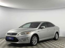 Ford Mondeo 2010 г. (серебряный)